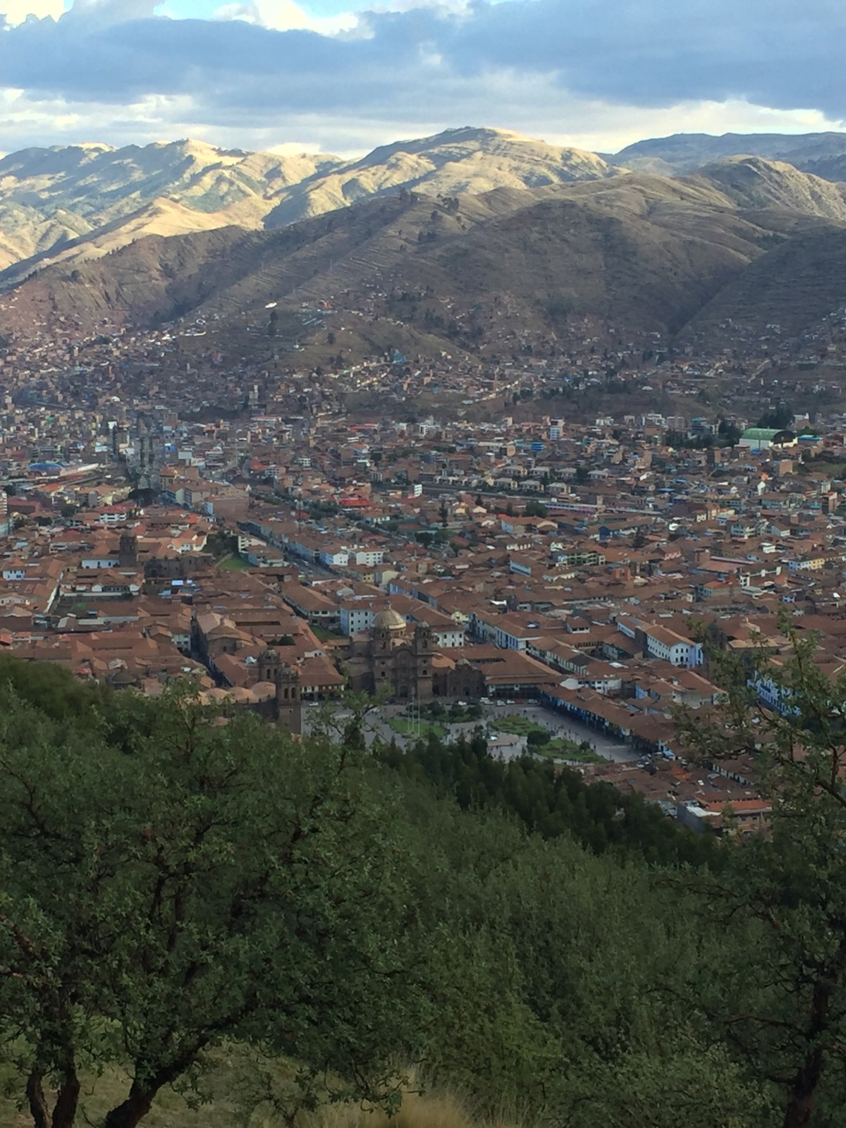 Cusco – Friday, October 28, 2016.