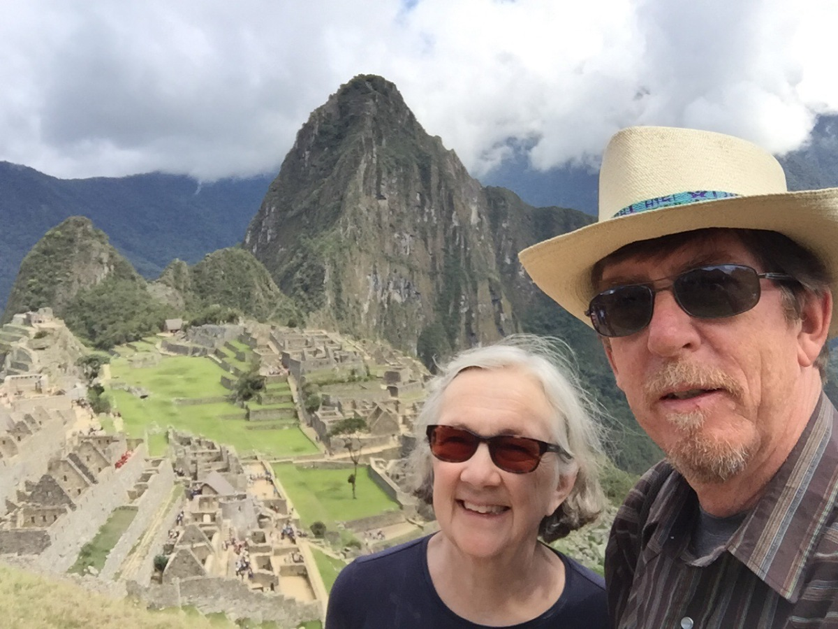 Machu Picchu!! Tuesday, November 1, 2016