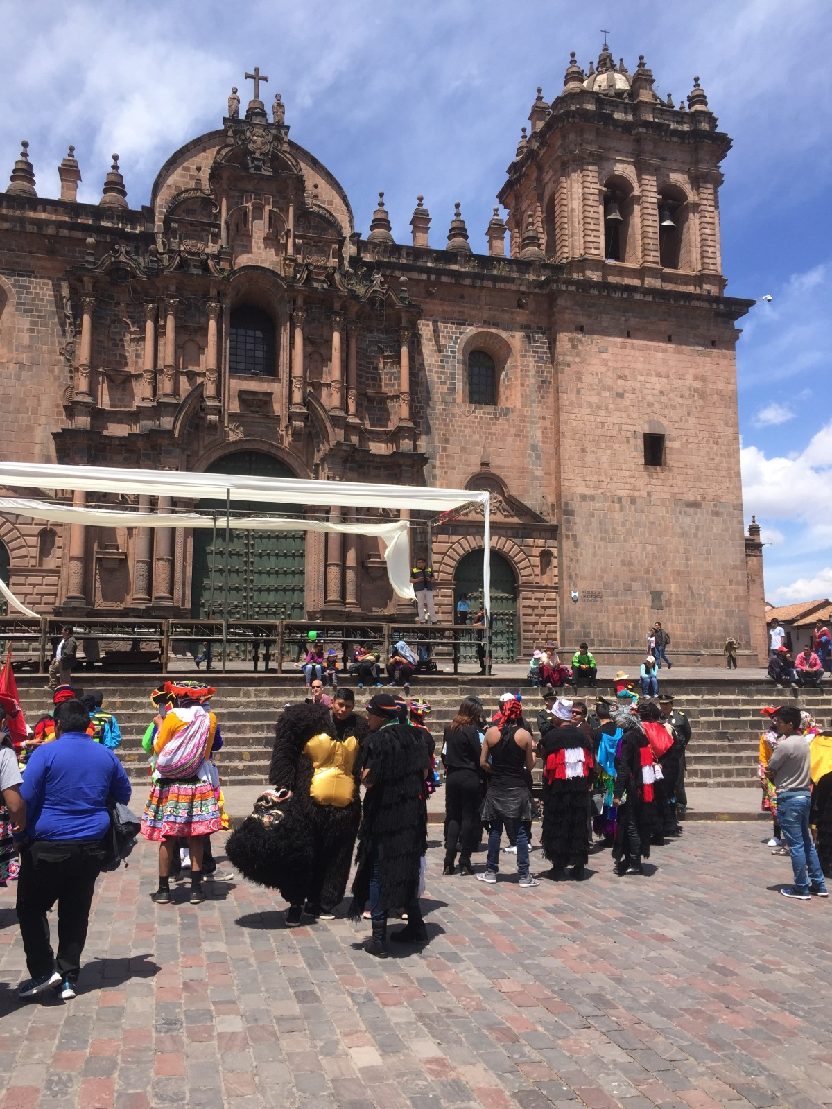 Pisac to Cusco – Friday, November 4, 2016