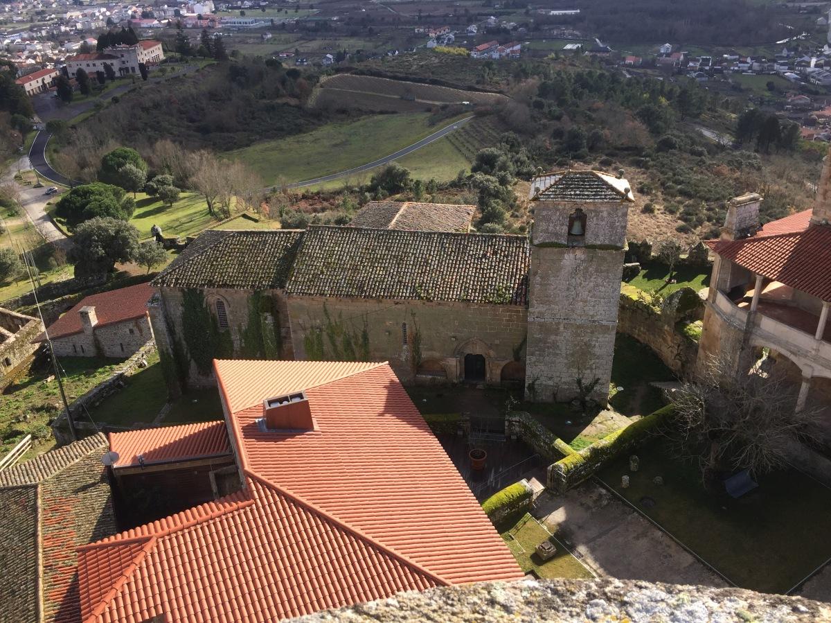 Salamanca to Verín