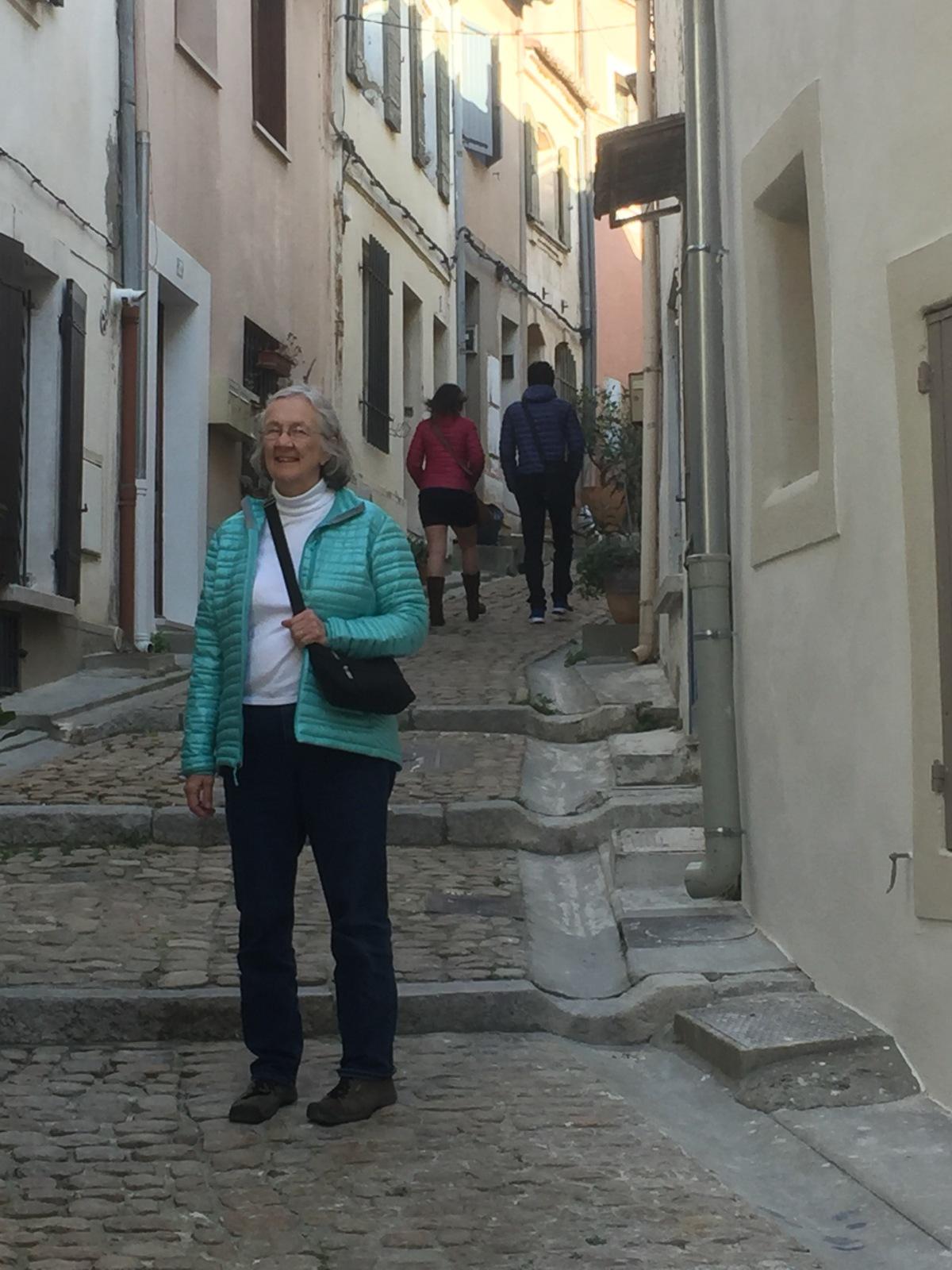 Barcelona, Spain to Arles,France