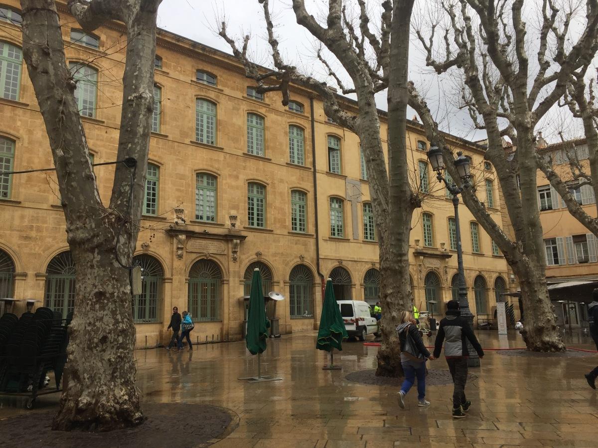 Carry le Rouet to Aix enProvence