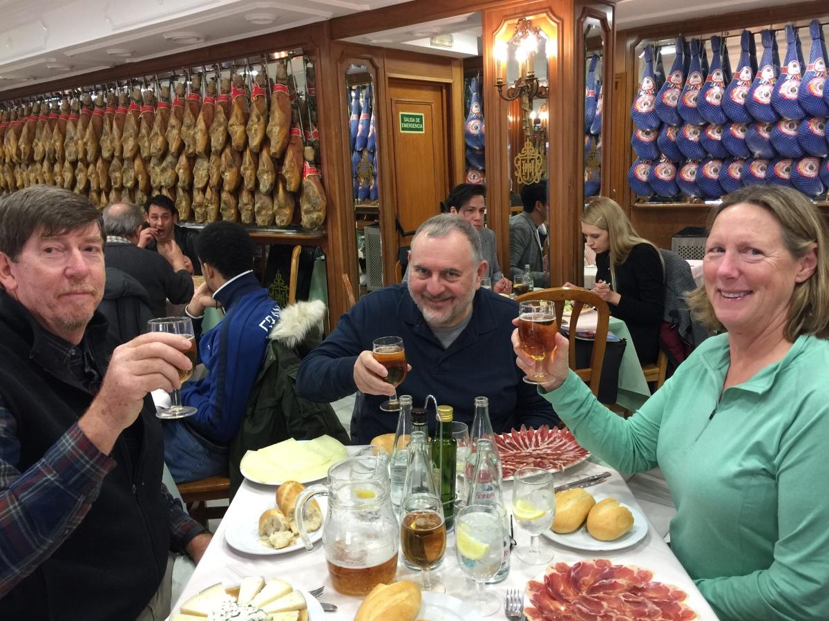 Madrid – 8 February,2018