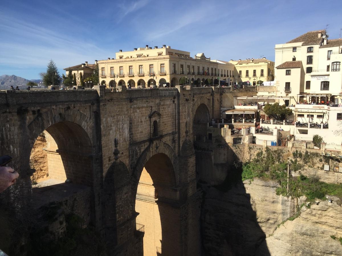 Cádiz to Ronda