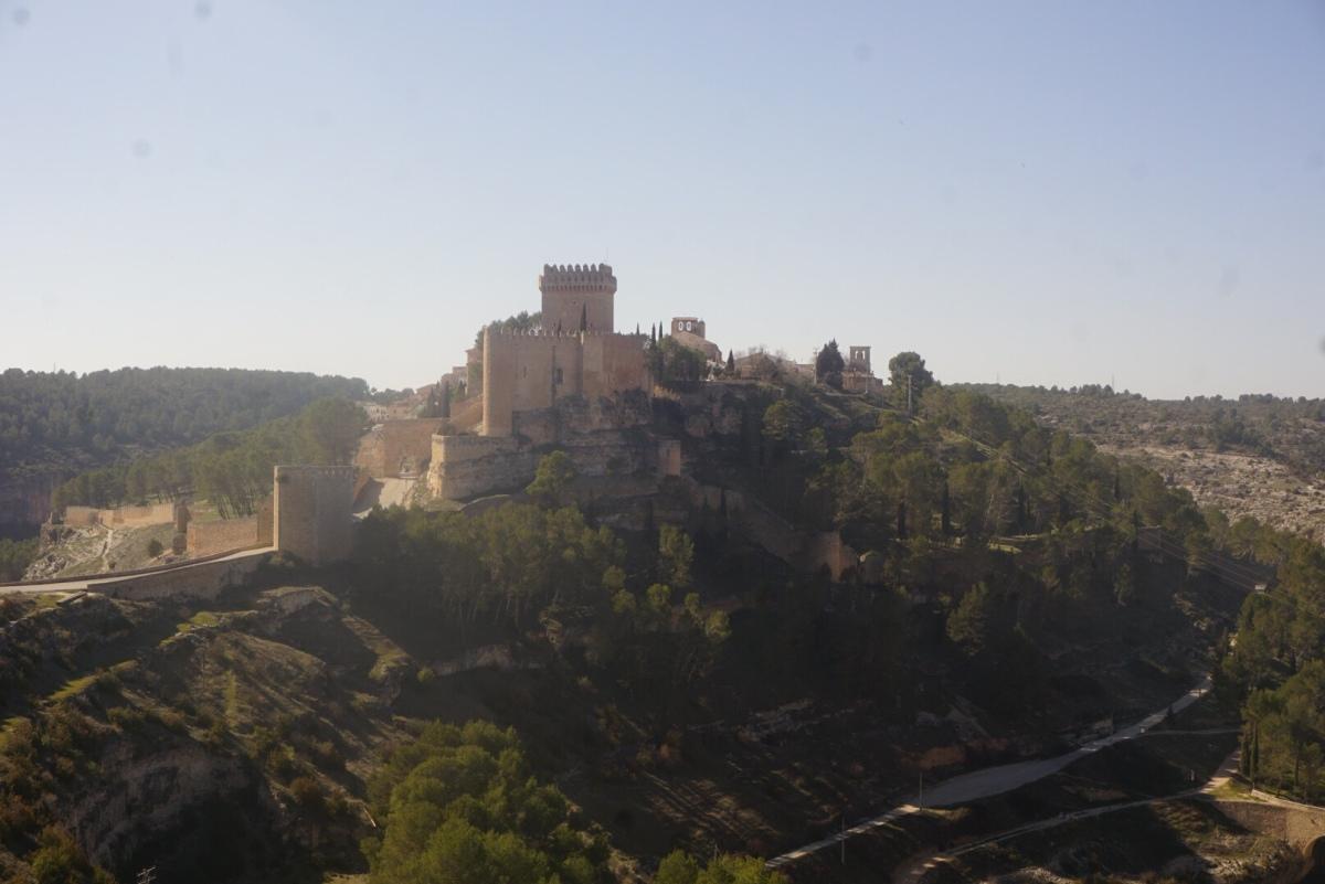 Cuenca to Alarcón viaValeria