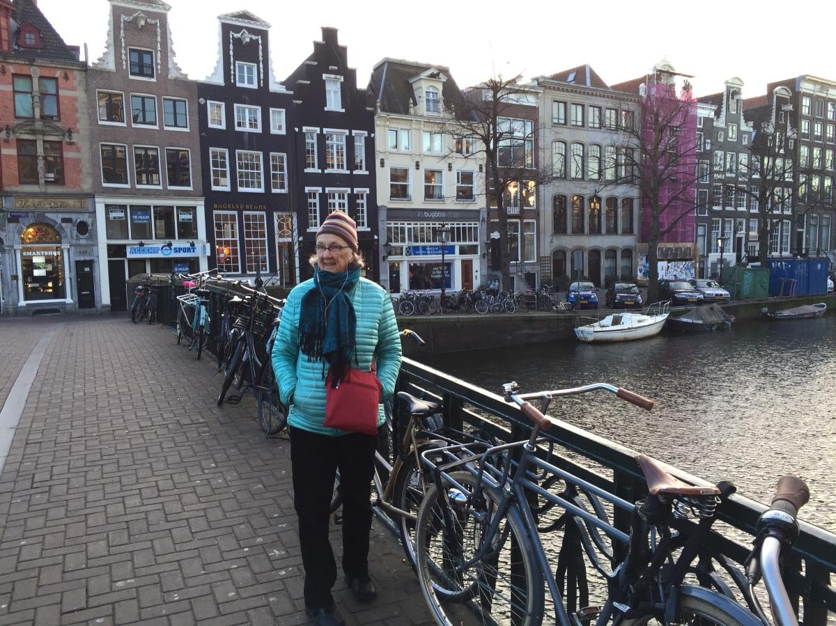 Amsterdam – 20 March2018