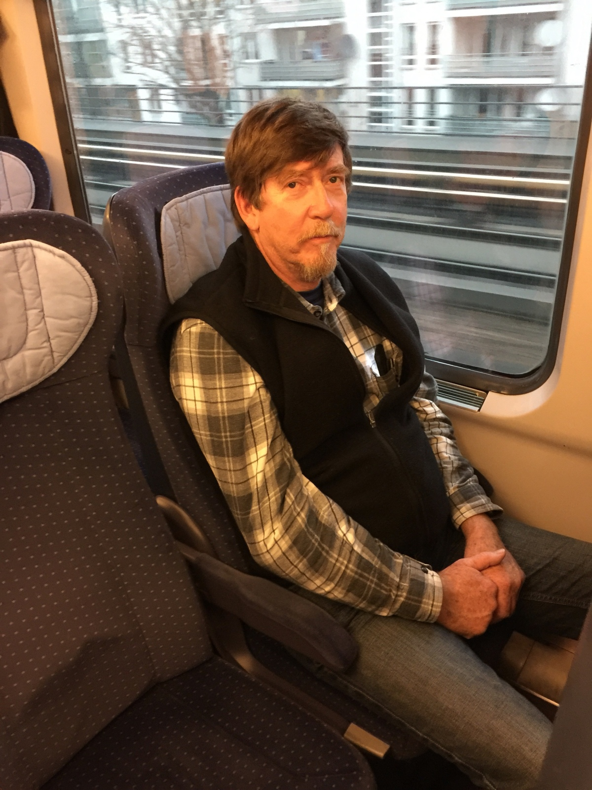 Amsterdam to Berlin