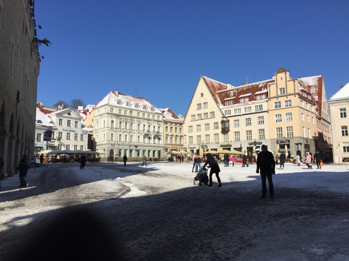 Tallinn – 3 April2018
