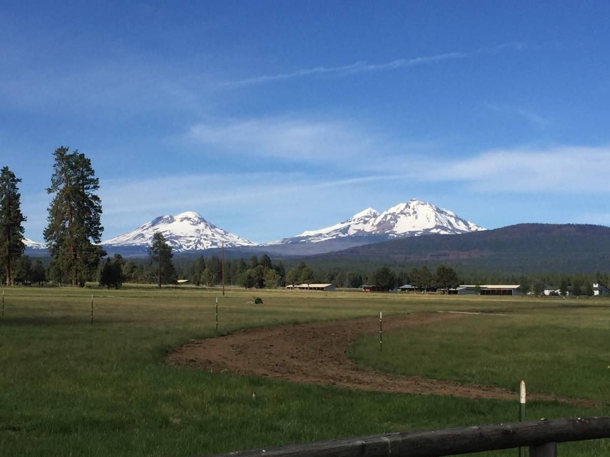 Sisters, Oregon to LeavenworthWashington