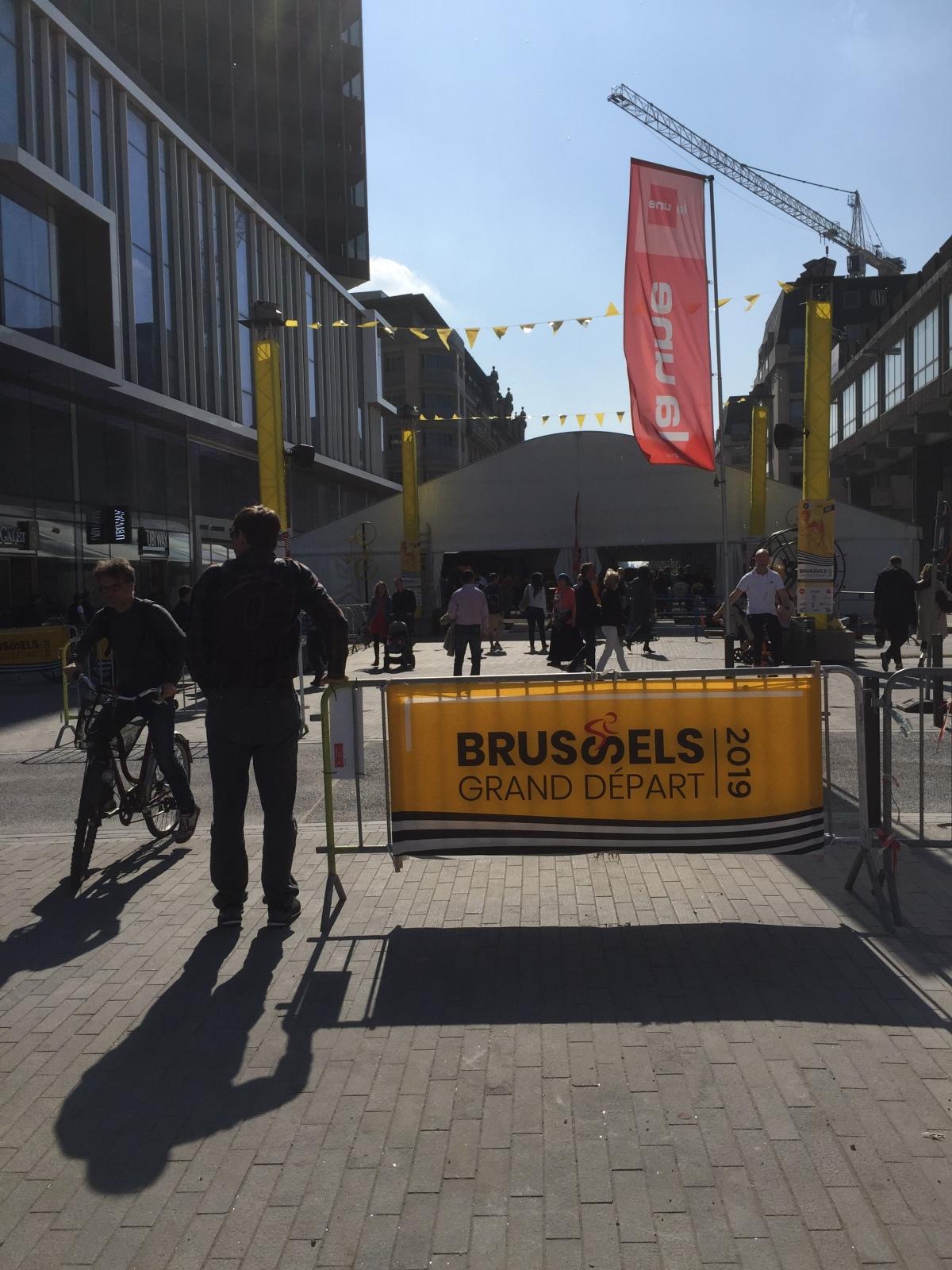 Moving on from Bruges toBrussels