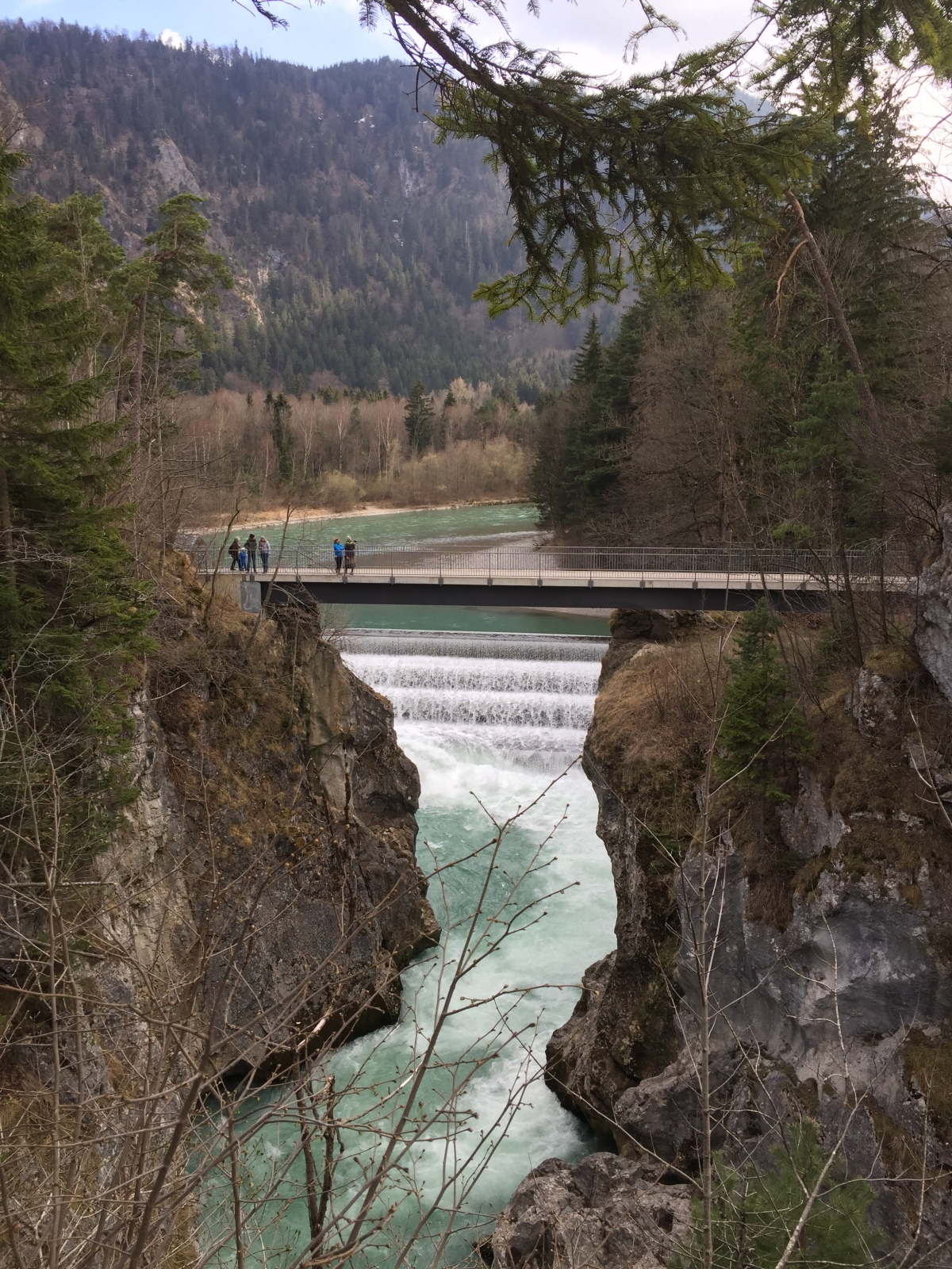 Munich to Füssen – 5 April 2019