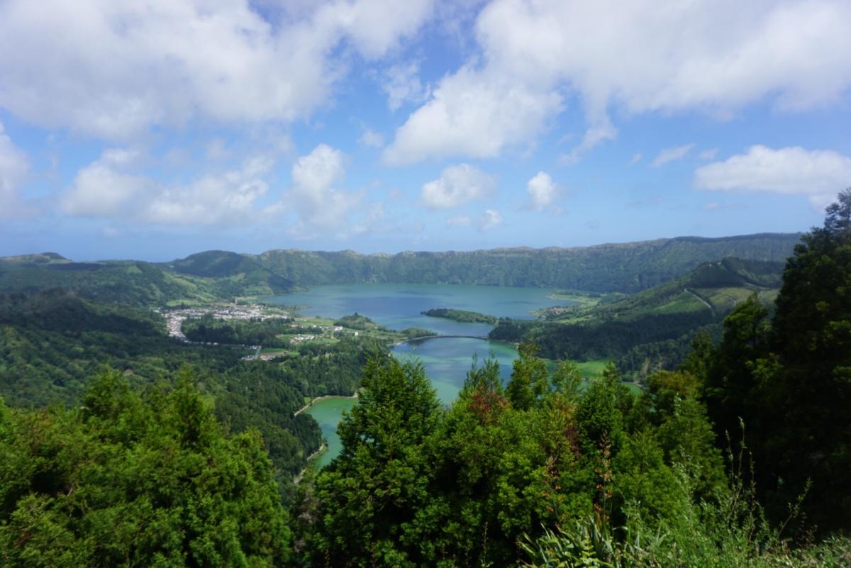 São Miguel Island, Azores,Portugal