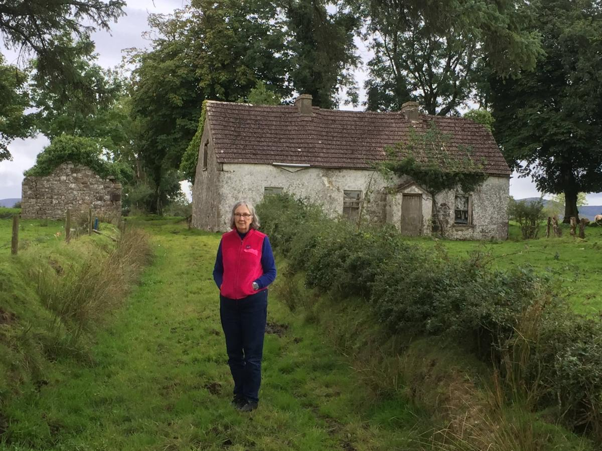Finding where My Great Great Great Grandfather Lived in County Cavan, Ireland